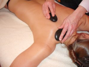 Praxis Andrea Hahne - Hot Stone Massage